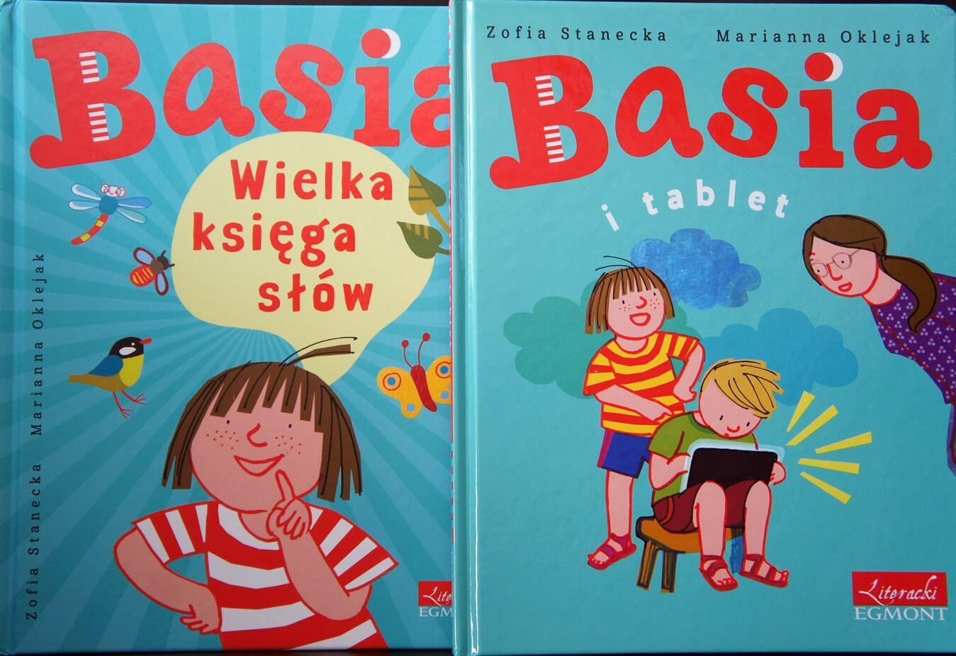 Książki o Basi