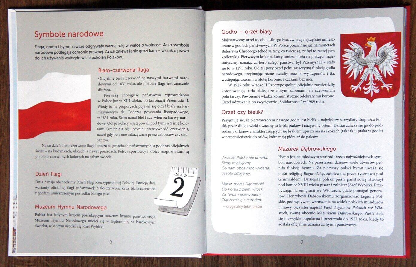 książka moja polska