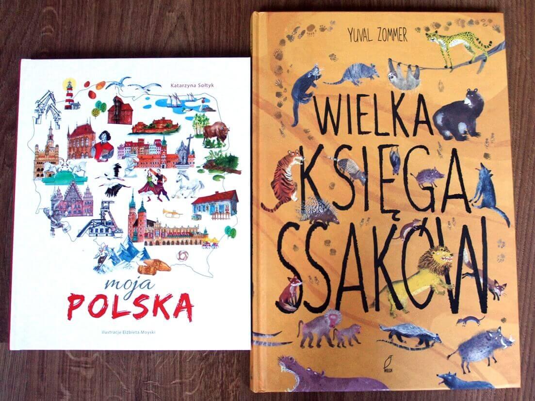 moja polska i wielka księga ssaków