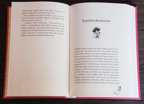 Książki dla dzieci Mała Księżniczka