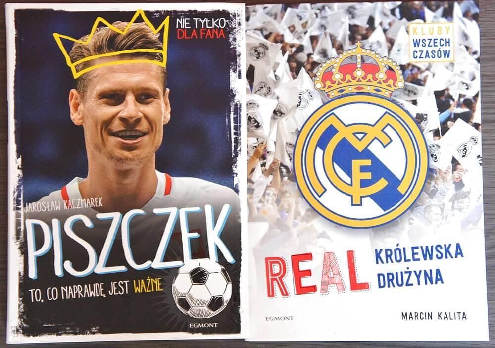 piłka nożna ksiązki nie tylko dla fanów